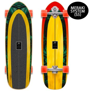 "Surf skate YOW Lakey Peak 32"" S5"