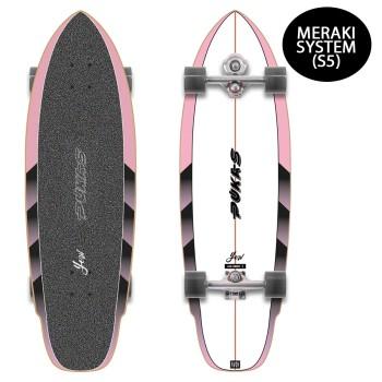 Surf skate YOW Pukas RVSH 33″ x Yow S5