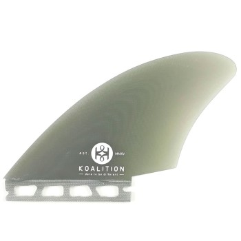 Ailerons Koalition Keel Fins Futures Single Tab