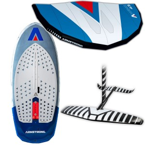Pack Wing Foil Armstrong Carving Freeride - CF