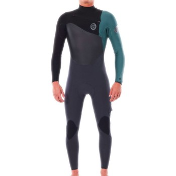 Combinaison Rip Curl FlashBomb 3/2mm Chest Zip 2021