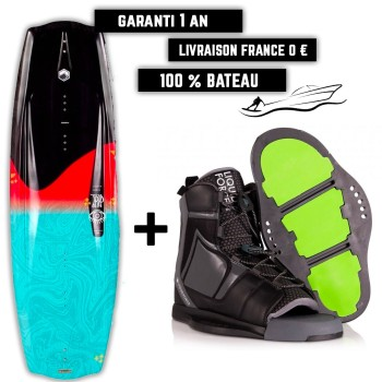 Pack Wakeboard Liquid Force Trip / Index 2021