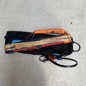 Barre kitesurf occasion Duotone Click Barre 2020 - 22/24m freeride kit