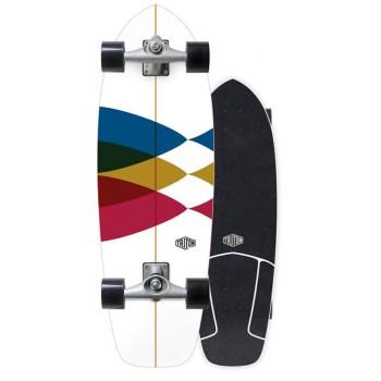 "Surf Skate Triton by Carver Spectral 30"""