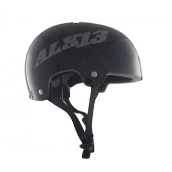 Casque ALK13 H2O Black - Grey Logo