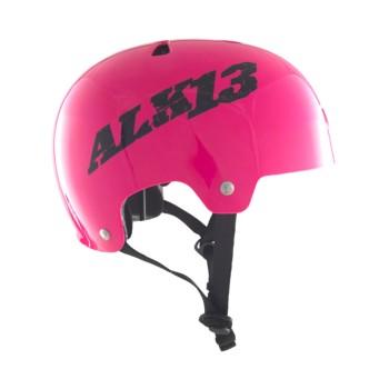 Casque ALK13 H2O Pink - Black Logo