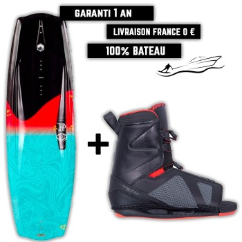 Pack Wakeboard Liquid Force Trip / Hyperlite Team 2021