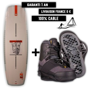 Pack Wakeboard Liquid Force Peak / Peak 6X 2021