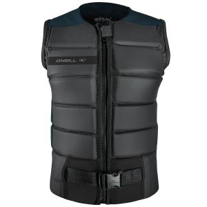 Wakevest O'neill Outlaw Comp Vest 2021 Black / Black