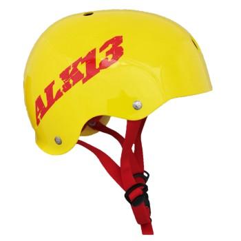 Casque ALK13 H2O Yellow - Red Logo