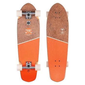 "Skate Cruiser Globe Big Blazer 32"" Coconut/Mandarin"
