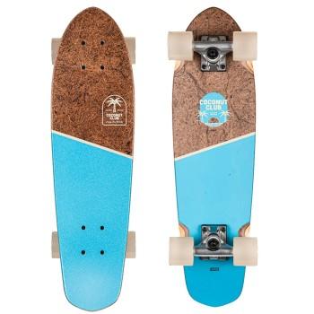 "Skate Cruiser Globe Blazer 26"" Coconut/Sky"