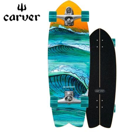 """Carver Skate Swallow 29,5"""" (C7) - PRÉ-COMMANDE : ARRIVAGE FIN JUIN"""