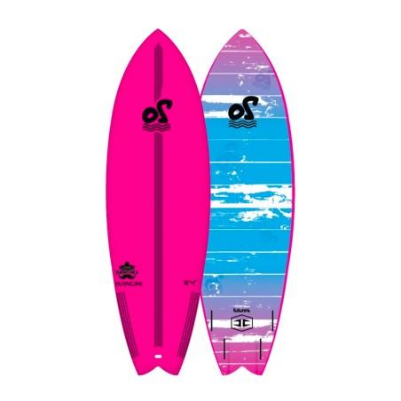 Planche de surf en mousse Hurricane Sanchez