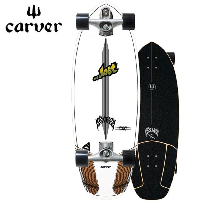"""Carver Skate Lost Puddle Jumper 30.5"""" (C7)"""