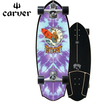 """Carver Skate Lost Rocket Redux 30"""" (C7) - ARTICLE EN PRÉ-COMMANDE : ARRIVAGE DÉBUT JUIN"""