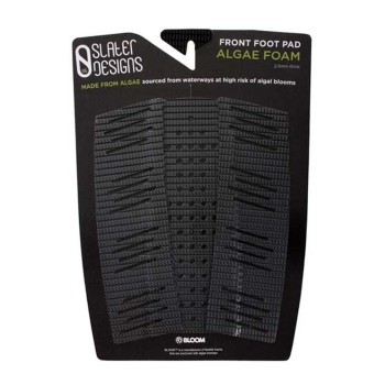 Slater Front Foot traction Pad - Black/Grey