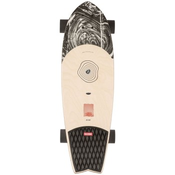 """Skate Cruiser Globe Sun City 30"""" On-shore / Blackball"""