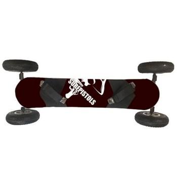 Mountainboard - Wing Skate Surf Pistols