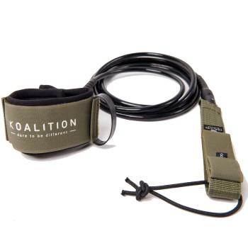 Leash Koalition Army Black Regular 7mm