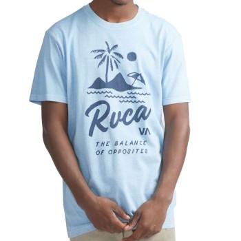 T-Shirt RVCA Mai Thai Blue