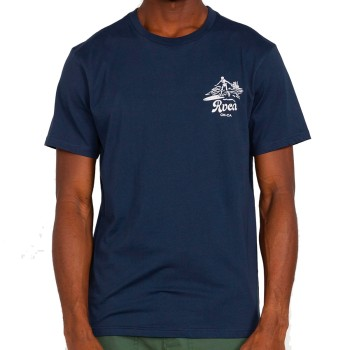 T-Shirt RVCA Tropical Disaster SS