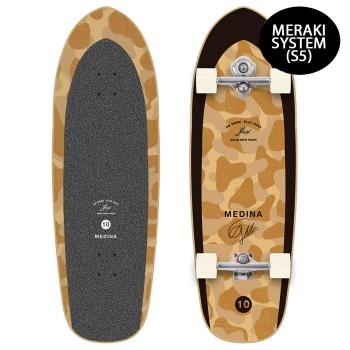 Surf skate YOW x Medina Camo 33.5″