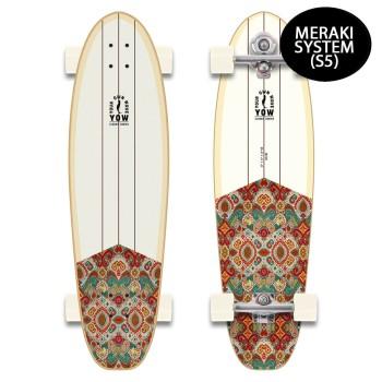 Surf skate YOW Malibu 36″ Classic Series