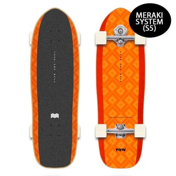 """Surf skate YOW Snappers High 32.5"""""""