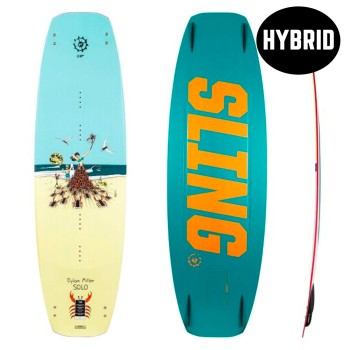 planche wakeboard slingshot solo 2021