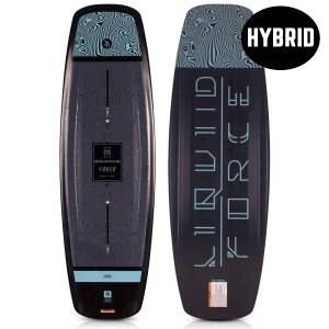 Planche wakeboard Hybrid Liquid Force Metric 2019