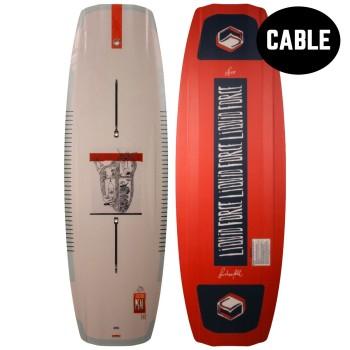 planche wakeboard liquid force peak 2021