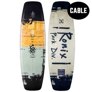 Planche wakeboard Ronix Top Notch Flex all Over 2021