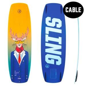 planche wakeboard slingshot Super Grom 2021