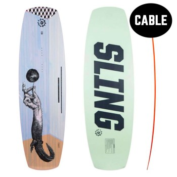 planche wakeboard slingshot terrain 2021