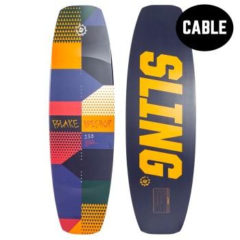 planche wakeboard slingshot the bishop 2020