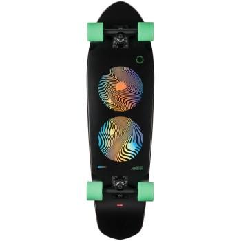"""Skate Cruiser Globe Big Blazer 32"""" Black/Green"""