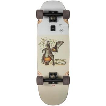 """Skate Cruiser Globe Short Cut 28"""" Flying Foxes"""