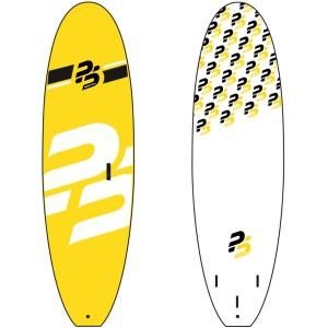 Planche surf Perfect Stuff 6'0 Eva/Wood Stringers