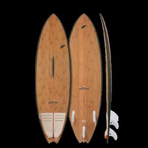 Surf Kite Fone Mitu Pro Bamboo 2022