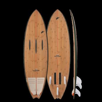 Surf Kite Fone Mitu Pro Bamboo Foil 2022