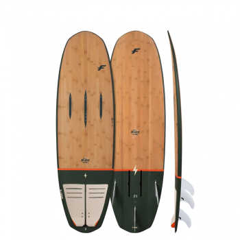 Surf Kite Fone Slice Bamboo Foil 2022