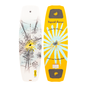 planche wakeboard liquid force peak 2022
