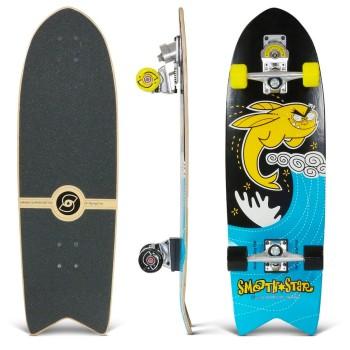 "Skate Smoothstar Flying Fish 32"" Jaune"