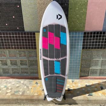 "Surf Kite occasion Duotone Fish SLS 2021 5'1"""