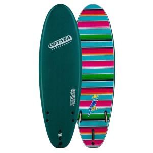 Planche Surf Catch Surf/Odysea Log Johnny Redmond 7'0 Verte
