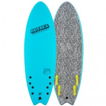 Planche Surf Catch Surf/Odysea Skipper Quad 6'6 Blue