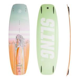 planche wakeboard slingshot contrast 2022