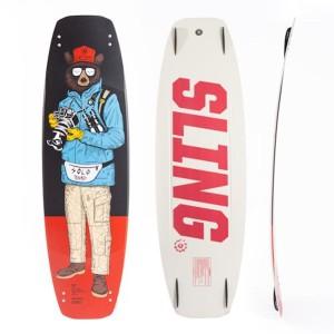 planche wakeboard slingshot solo 2022