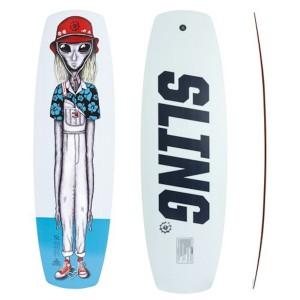 planche wakeboard slingshot Bearden 2022
